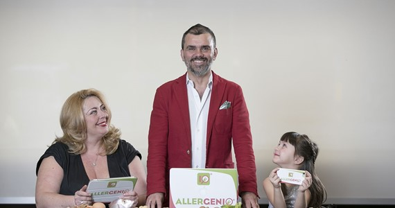 Interview with Andrea Casadio, the creator of AllerGenio
